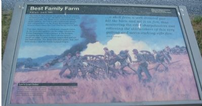 Best Family Farm Marker image. Click for full size.