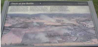 Thick of Battle Marker image. Click for full size.