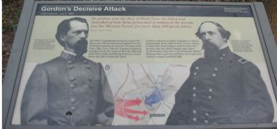 Gordon's Decisive Attack Marker image. Click for full size.