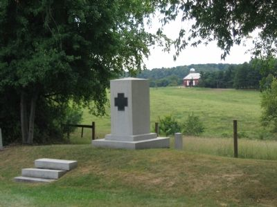 10th Vermont Infantry Monument image. Click for full size.
