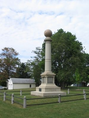 The Pennsylvania Monument image. Click for full size.