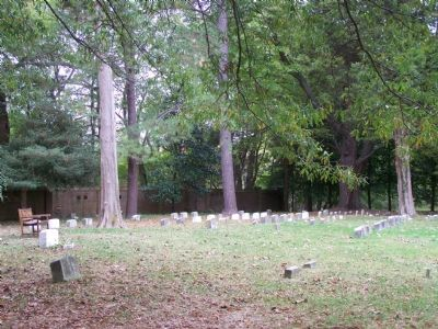 Third Haven Cemetery image. Click for full size.