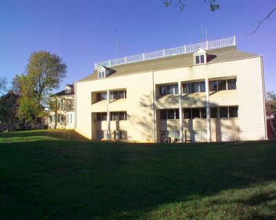 Gaithersburg City Hall (Rear) image. Click for full size.