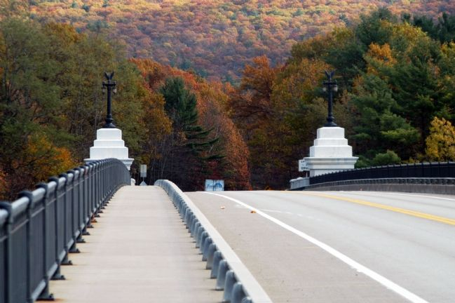 View Across Bridge Towards Irving image. Click for full size.