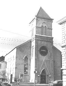 Bank Street Baptist Church image. Click for full size.