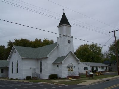 Scott's Methodist Church image. Click for full size.