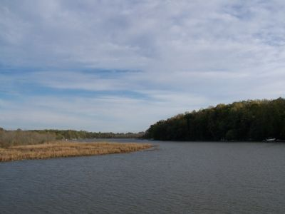 Tuckahoe River image. Click for full size.