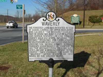 Another Waverly Marker image. Click for full size.