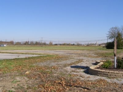 The old air field is still a field image. Click for full size.