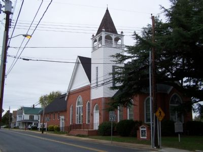 Bethesda United Methodist Church image. Click for full size.