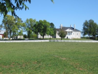 Belle Grove House image. Click for full size.