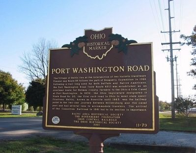 Port Washington Road image. Click for full size.