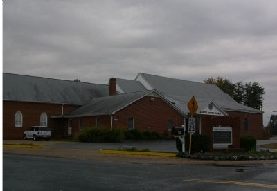 Ramoth Baptist Church image. Click for full size.
