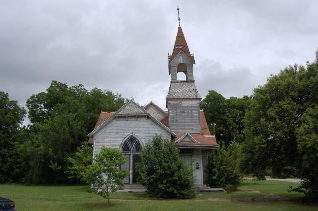 First Presbyterian Church of Bartlett image. Click for full size.