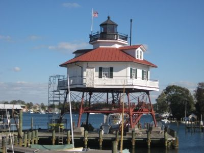Drum Point Lighthouse image. Click for full size.