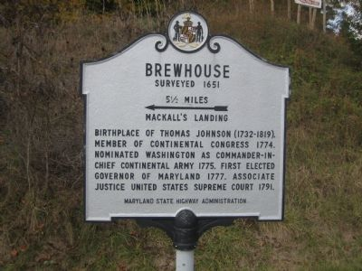 Brewhouse Marker image. Click for full size.
