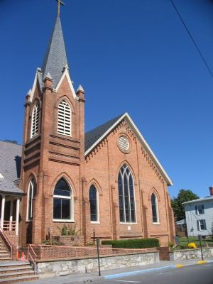 Saint Paul's Lutheran Church image. Click for full size.