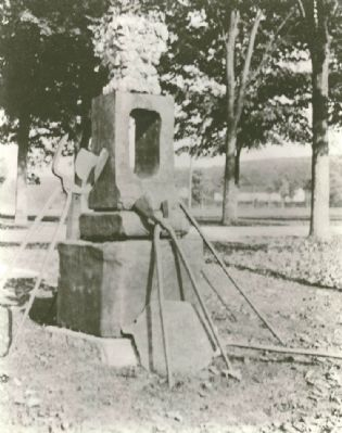 Middle Forge Marker image. Click for full size.