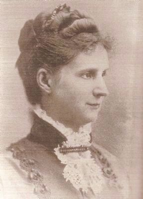 Nettie Fowler McCormick<br>(1835-1923) image. Click for full size.