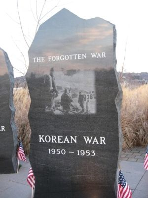 Korean War Tablet image. Click for full size.