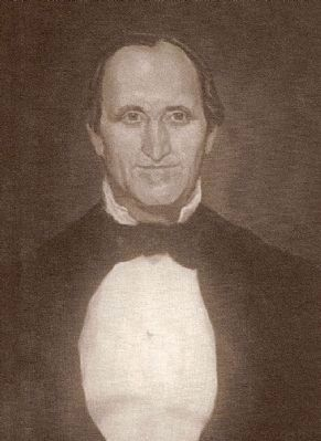 William Burkhalter Dorn<br>(1799-1876) image. Click for full size.