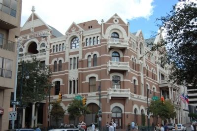 Driskill Hotel image. Click for full size.