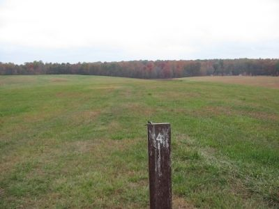 Trail Stop 4: May 1st Confederate Charge image. Click for full size.