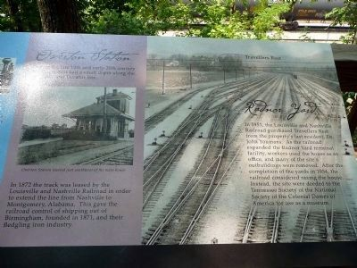 Travellers' Rest - Overton Station image. Click for full size.