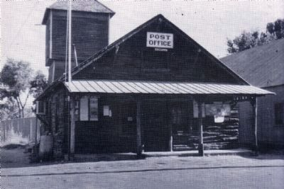 Kernville Post Office image. Click for full size.