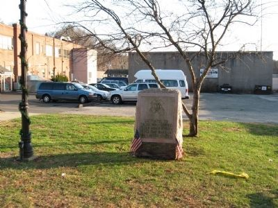 Nearby VFW Marker image. Click for full size.
