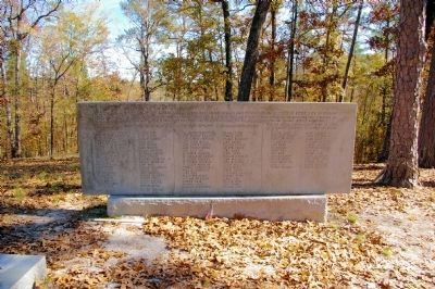 Kettle Creek Battlefield Marker image. Click for full size.