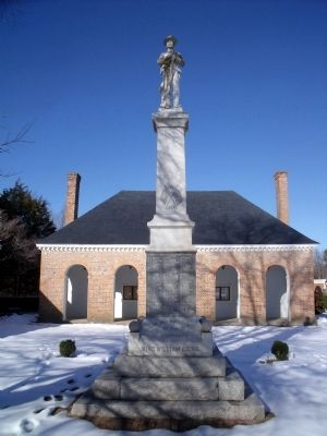 King William Confederate Monument image. Click for full size.
