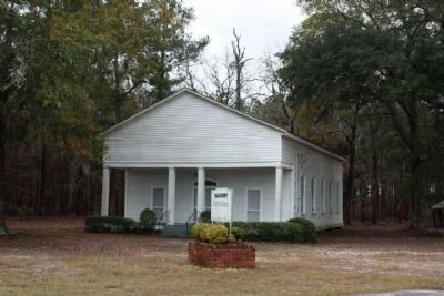 Harmony Baptist Church image. Click for full size.
