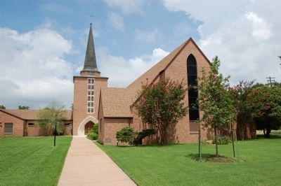 First Cumberland Presbyterian Church of Austin image. Click for full size.