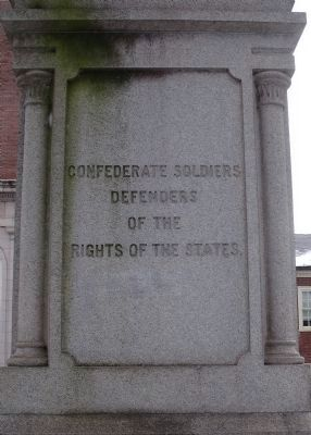 Albemarle UDC Monument image. Click for full size.