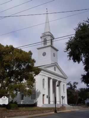Today's Baptist Church of Beaufort image. Click for full size.