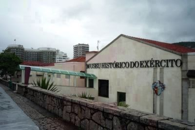 <i>Museu Histórico do Exército</i> - The Brazillian Army History Museum image. Click for full size.