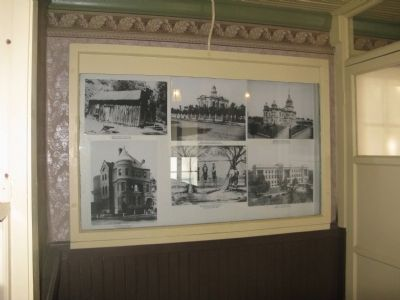 Photos on Display in the Courtroom image. Click for full size.