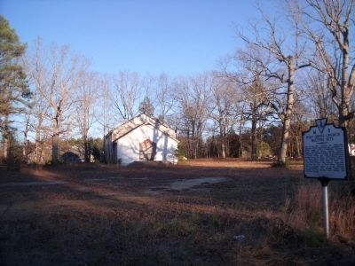 Piney Grove Church Meeting Site image. Click for full size.