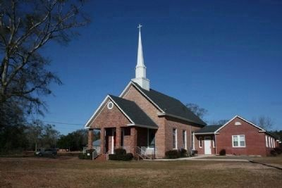 Crawford United Methodist Church image. Click for full size.