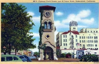 Beale Clock Tower image. Click for full size.