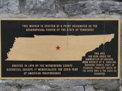 Monument placque image. Click for full size.