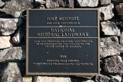 Fort Mitchell image. Click for full size.