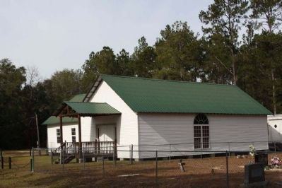 Oak Grove Baptist Church image. Click for full size.