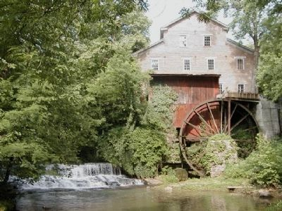 Falls Mill image. Click for full size.