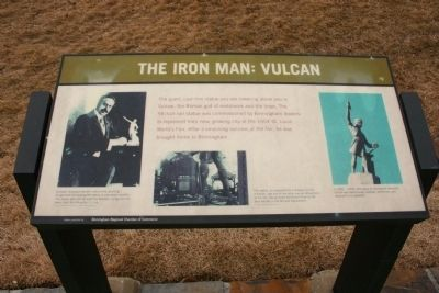 The Iron Man: Vulcan Marker image. Click for full size.