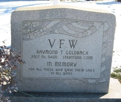VFW Post 9460 Memorial Marker image. Click for full size.