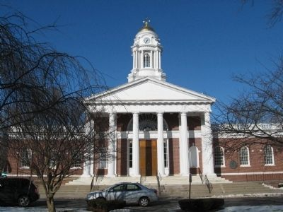 Milford Town Hall image. Click for full size.