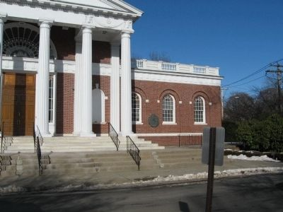 Milford Town Halls image. Click for full size.
