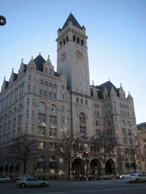 The Old Post Office Building image. Click for full size.